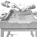 Bouchonnier (Encyclopédie, Planches, t. II, 1763)
