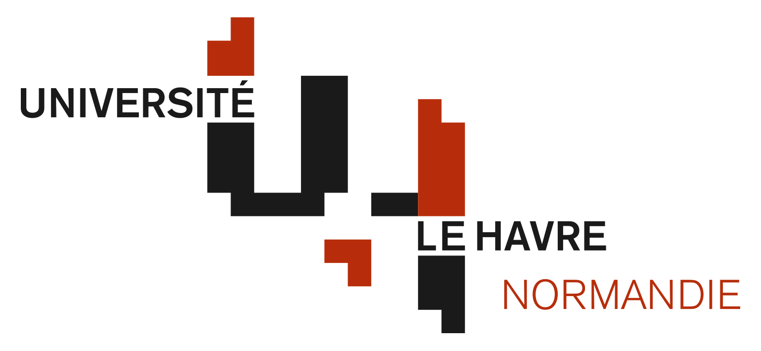 Logo universiteü Le Havre quadri